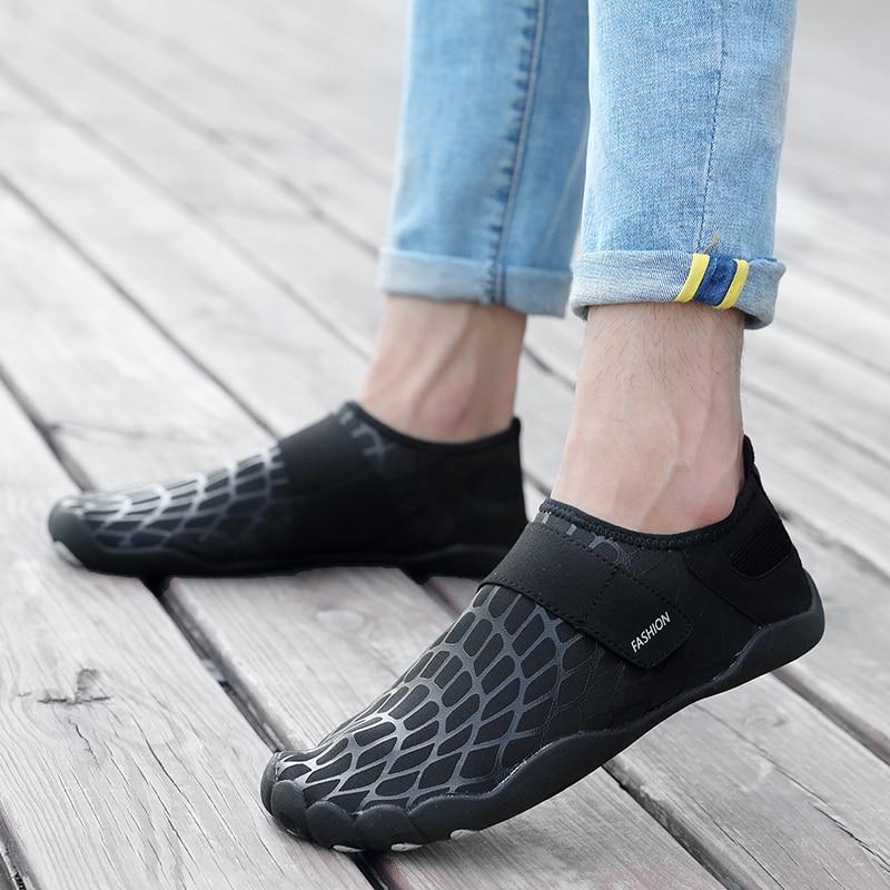 2018 Qejevi Women Men Shoes Hiking Water