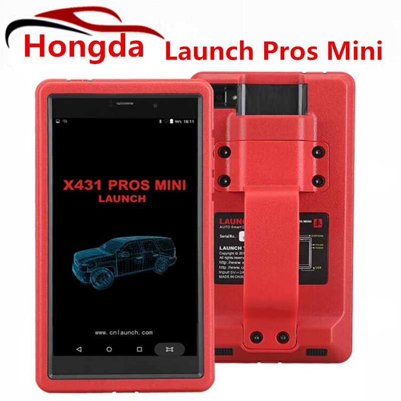 2017 Newest Launch X431 Pros MINI Diagnostic Tool with Bluetooth & WIFI 2years Free Update X431 PRO Automotive Scanner