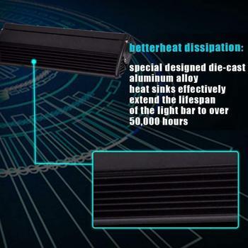 6 Zoll LED Lichtleiste   2X6 INCH Einreihige Led-arbeitslicht Bar Spot Offroad Für Chevy GMC 3500 2500 12V Mit Halterung Verdrahtung Harnedd Kit