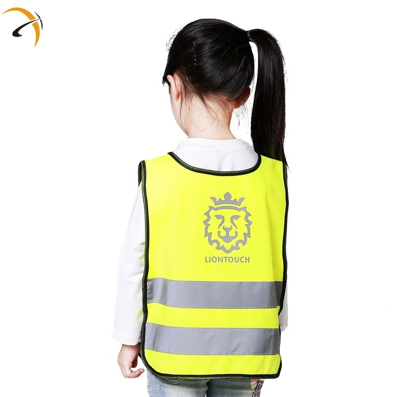 Children reflective vests 3