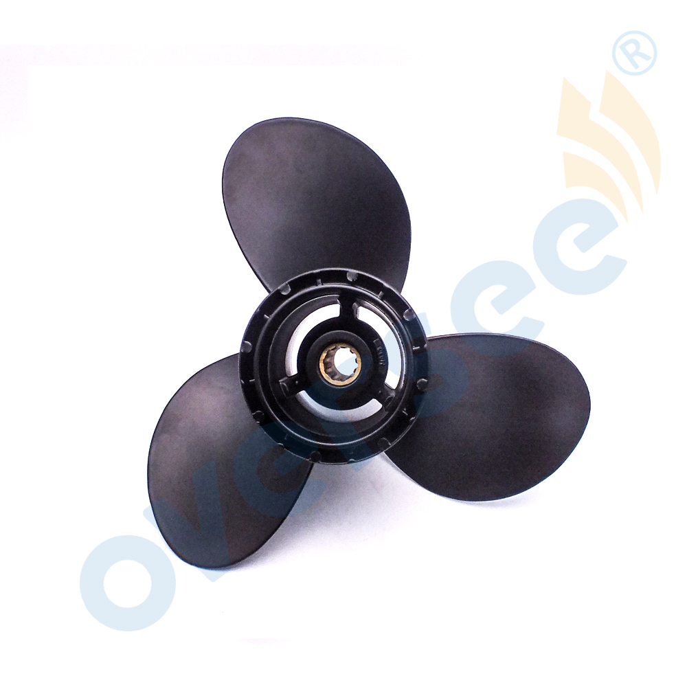 58100-96420-019 Propeller For  Suzuki Johnson Evinrude Outboard 20-30 PS S30 10 1/4 x 11 Aluminium mick johnson motivation is at