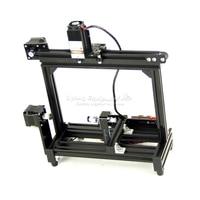 Mini Desktop Cylinder CNC Laser Engraver Machine 500MW 2500MW 5500MW for Eggs LOGO Picture Diode