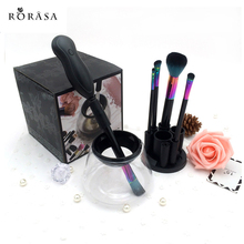 Electric Makeup Brush Cleaner Dryer Device Pro Cosmetic Brush Cleaning Washing Machine Automatic Make up Brushes Cleaning Tools