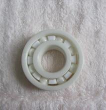 5 шт. 6006 ZrO2 Полный керамический подшипник 30x55x13 мм циркония керамические шарикоподшипники