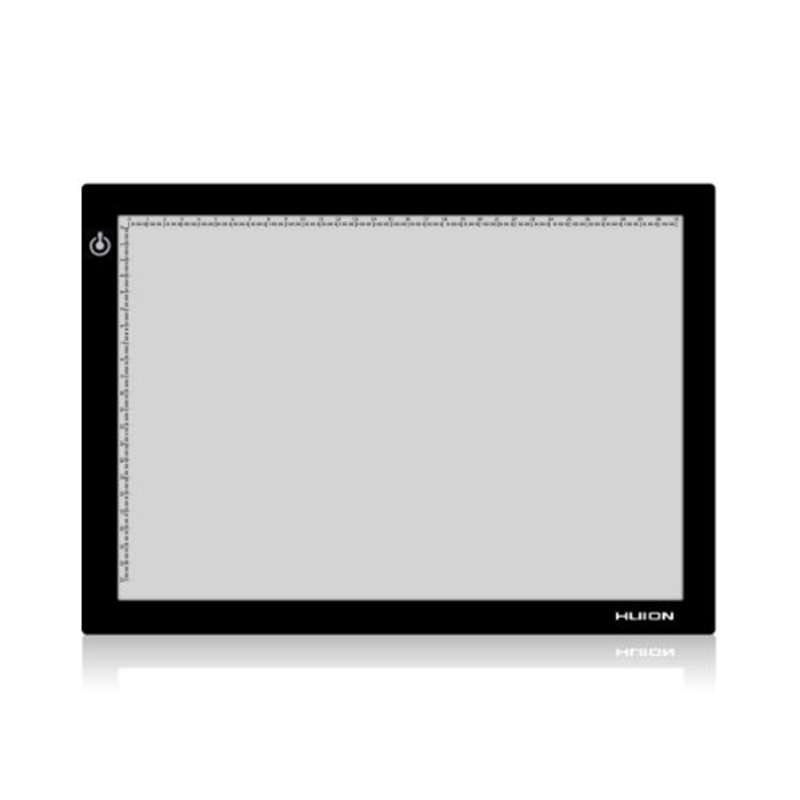 HUION L4S Graphics Drawing Tablet Pad Acrylic Panels USB Cable black LEDEye Protected Digital Tablet