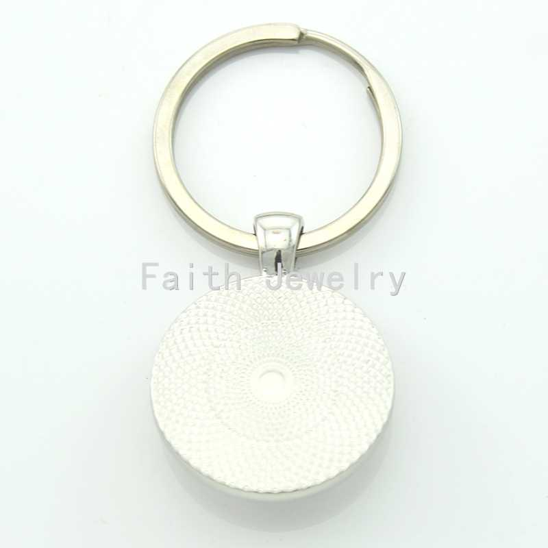 الترفيه مجوهرات رياضية البولينج مفتاح سلسلة أنيقة بسيطة الحديثة نمط gutterball نمط المفاتيح مجوهرات الرامي هدية KC280