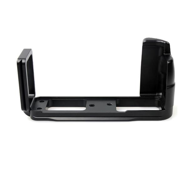 CNC Aluminum Quick Release Plate Hand Grip 1/4 Screw for Fujifilm Fuji X-E1 XE1 XE2 X-E2 Camera Tripod Ball Head Accessories