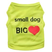 Big Love Heart Dog Coat Clothes