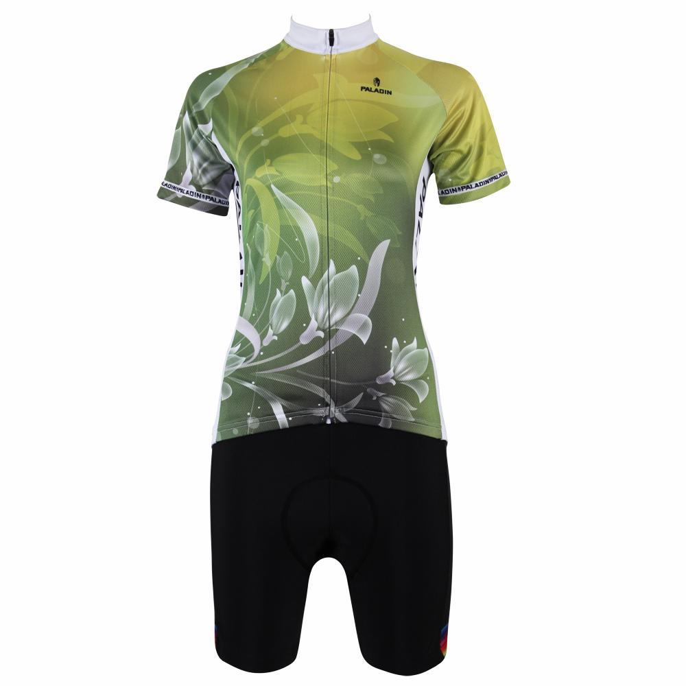 176 Top Quality Lily Flowers Summer Cycling Jersey 2017s Ladies adequate quality Sleeve Cycle Jerseys Anti UV & HOT Specialized 176 top quality hot cycling jerseys red lotus summer cycling jersey 2017s anti uv female adequate quality sleeve cycling clothin