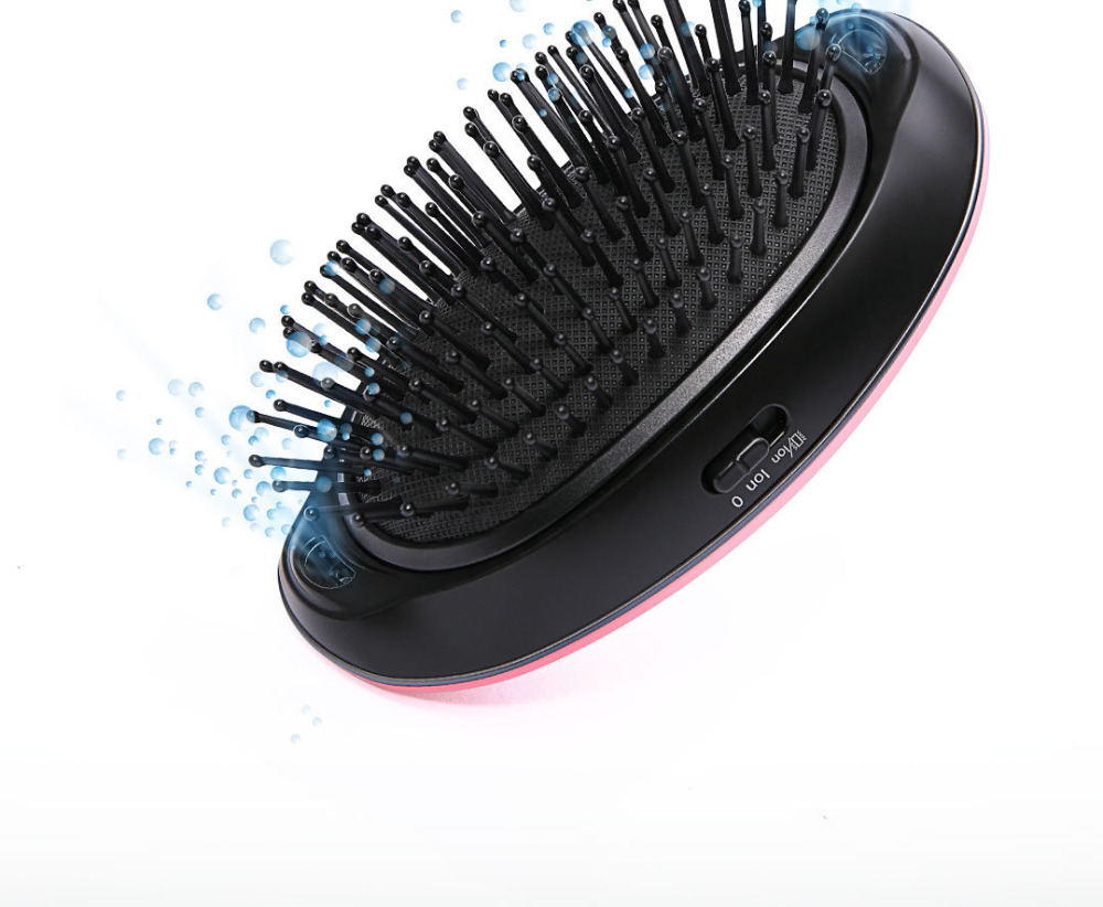 Xiaomi Comb Mi Home yueLi Portable Brush Care Beauty Anion Hair Care Scalp Massage Anti-static Comb Salon Styling Tamer Tool H15 (17)