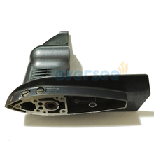 6E0 45311 02 4D Casing Lower Gear Box For Yamaha 4HP 5HP Outboard Engine Boat Motor