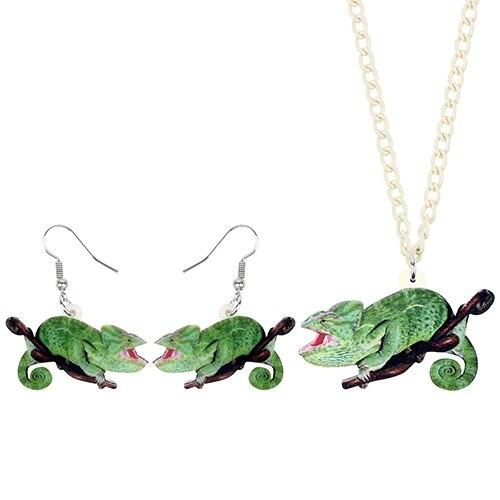 Bonsny Acrylic Jewelry Set...