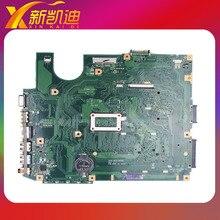 Wholesale x45u laptop motherboard for Asus x45u 60-NAOMB1502-B02 REV. 2.1
