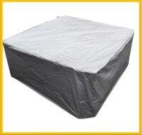 Горячая ванна спа Обложка сумка 213 см x 213 см x 90 см