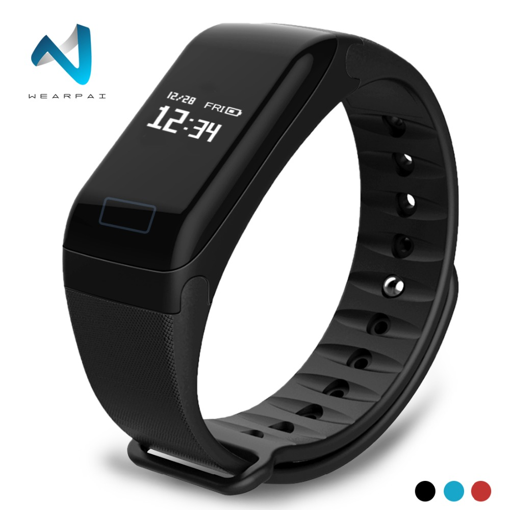 wearpai-f1-smart-bracelet-heart-rate-monitor-blood-pressure-smart-band-health-fitness-tracker-smart-wristband-for-android-ios