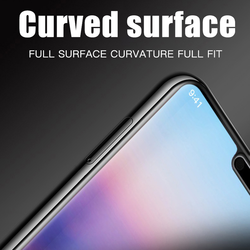 11D Full Cover Tempered Glass on For Huawei Honor 10 9 Lite 9i 8X Screen Protector For Huawei P20 Pro P10 Lite Protective Film