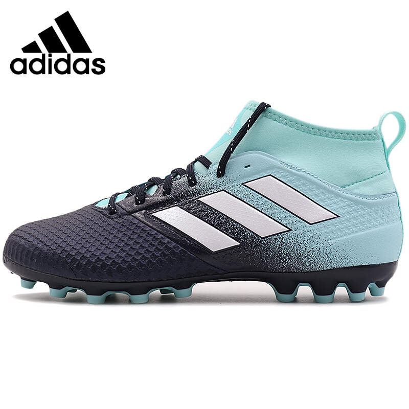 Original New Arrival Adidas ACE 17.3 AG Men's FootballSoccer Shoes Sneakers