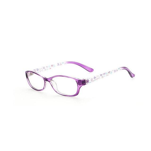 Aliexpress.com : Buy Children Flat Glasses Kids Reading Glasses ...