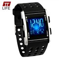 TTLIFE Led Watches Waterproof Sport Wrist Watches Fashion Style Digital Watch Men Digital Analog Mens Watches Top Brand Luxury