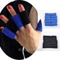 10 Unids/pack Baloncesto voleibol dedo fingerstall protección deporte finger guard Seguridad en Los Deportes