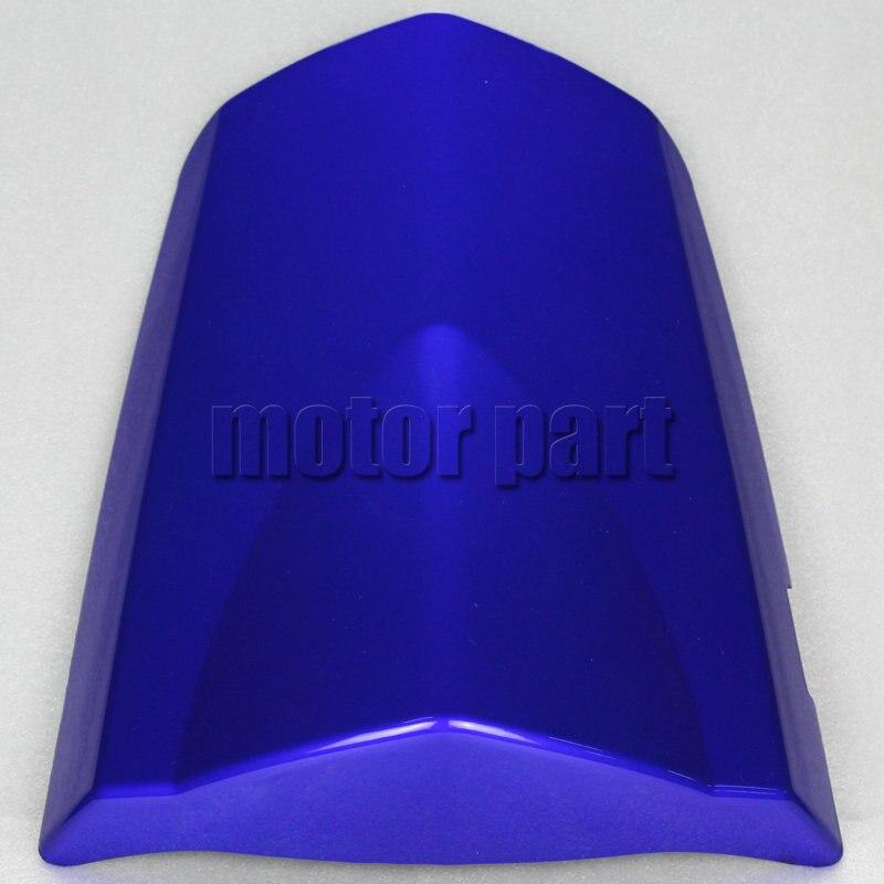 За 2003-2004 Сузуки GSXR 1000 К3 GSXR1000 мотоцикл заднем сиденье крышки заднего сиденья капот синий 04 03