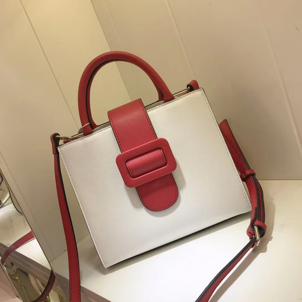 Kafunila luxury genuine leather bags designer for women real leather fashion famous brand high quality shoulder bag tote ladies сумка через плечо famous designer brand genuine real leather tote bag 100