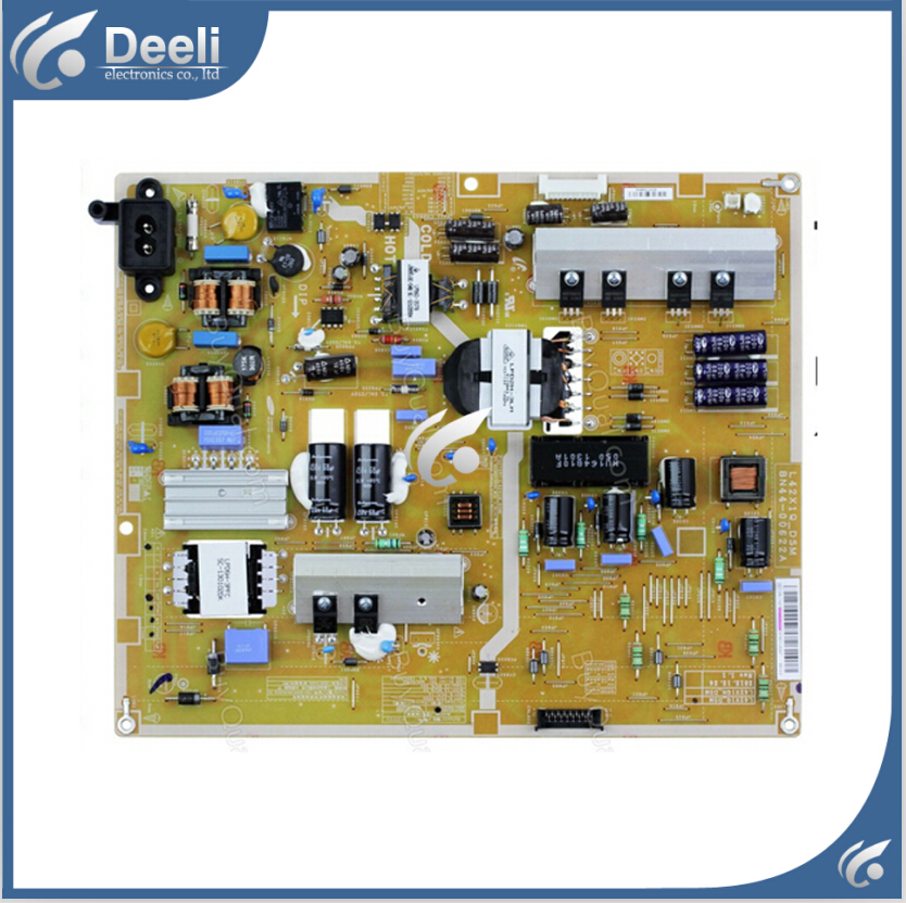 good Working original used for Power supply board L42X1Q_DSM: BN44-00622A BN44-00622B BN44-00622C BN44-00622D used for board power board la46c530f1r la46c350f1r bn44 00341a i46f1 asm tested working