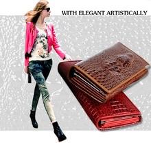 3D Alligator Luxury Brand Wallets