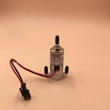 3 way inkjet printer solenoid valve 24v for infiniti/phaeton/crystaljet/jhf vista/allwin/myjet solvent printer parts цена