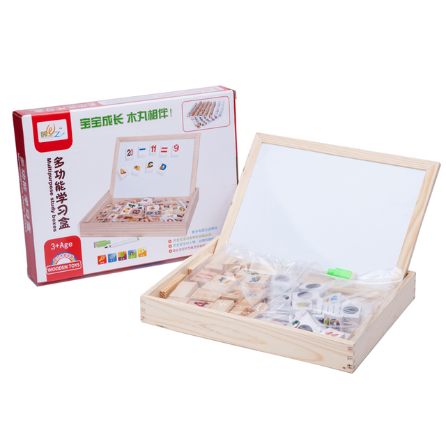 Free shipping children's educational toys magnetic puzzle, children gifts, 3D puzzle digital ,letter
