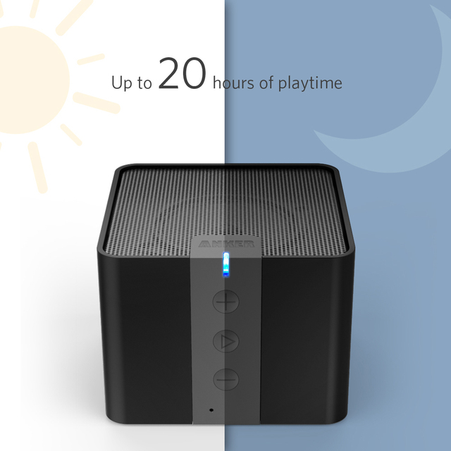 Classic Wireless Speaker with Rechargeable Battery
