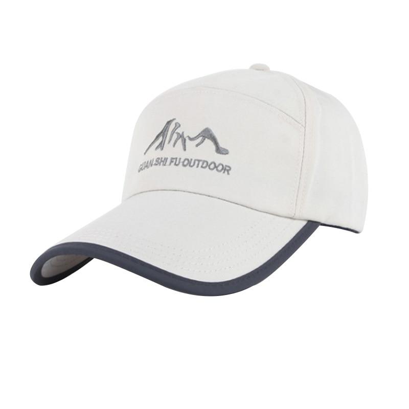 Casual Style Outdoor Sports Baseball Cap za ženske moške 2018 - Oblačilni dodatki
