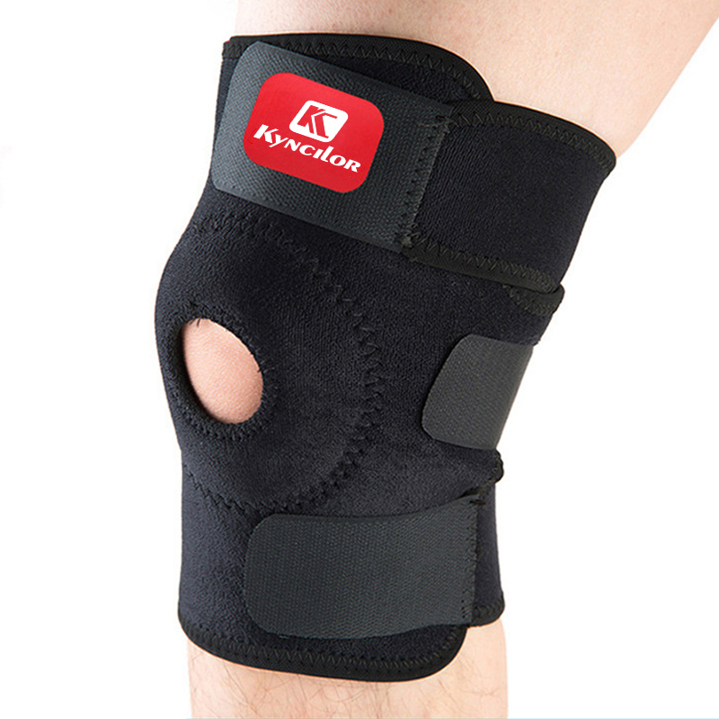 Knee Support Sports Brace Kneepad Adjustable Patella Knee Pads Safety Guard Strap Basketball Volleyball Knee Pads