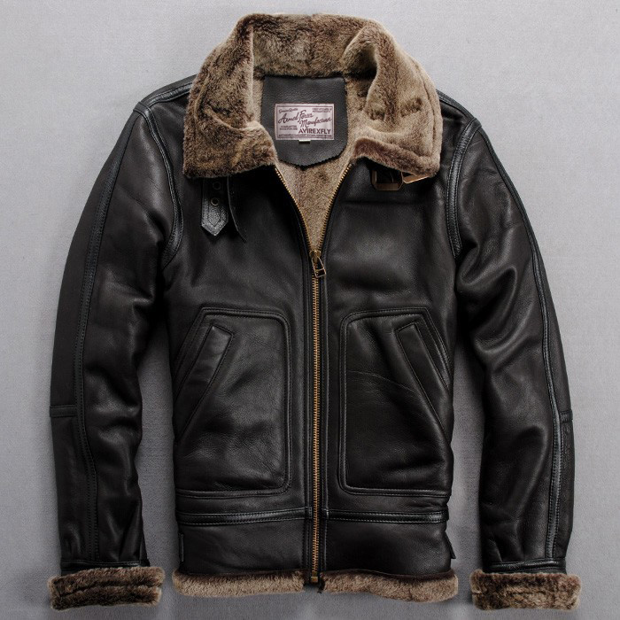 Leather Motorcycle Jackets Men