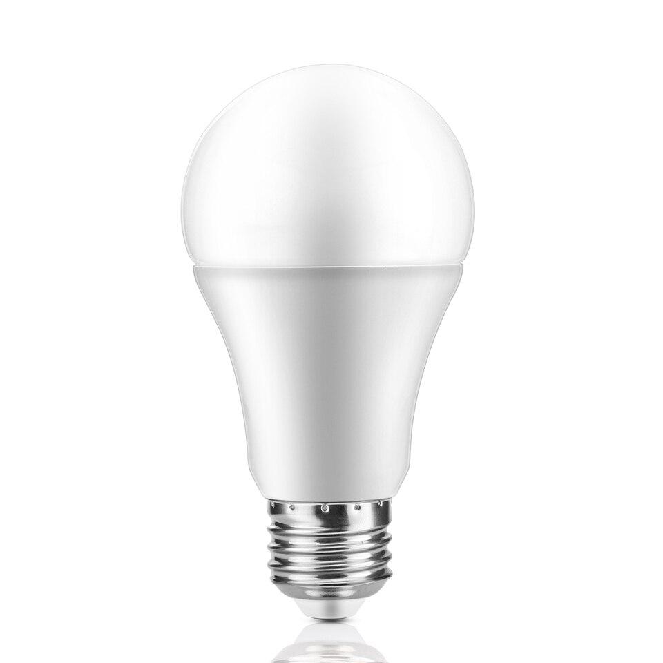 Dusk To Dawn Porch Light Bulb: 7W E27 LED Sensor Light Bulb Automatic Dusk To Dawn Bulbs