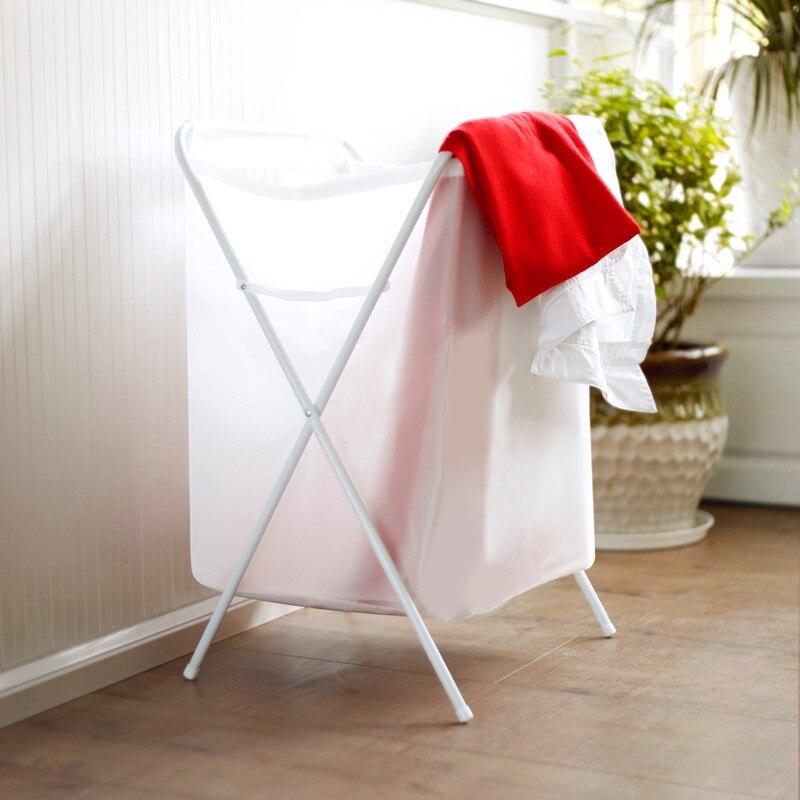 Грязной одежды Прачечная корзина для хранения Ванная комната бельем Офис корзина для хра ...