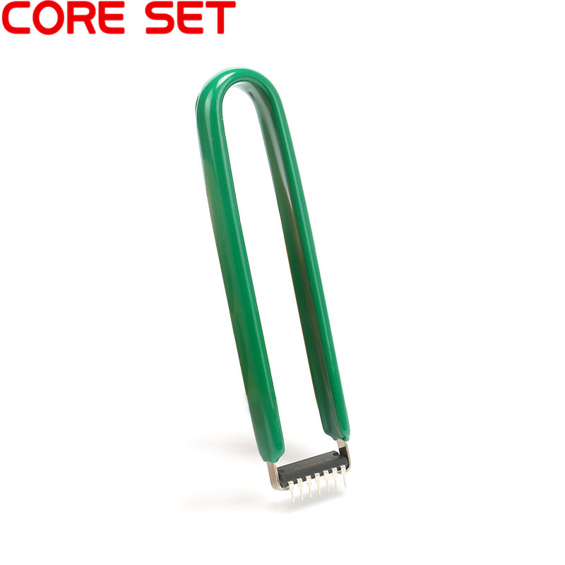 PLCC IC Chip Extractor Motherboard Circuit ROM Board Remover Puller Plier Tool