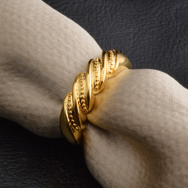 Online Shop JEEXI New Woman Bridal Wedding Rings Fashion Bands ...