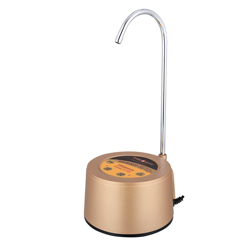 free shipping Kamjove pure water bottled automatic water pump electric suction device water filler