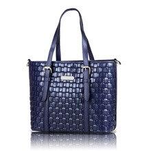 2016 Women Handbag Pu Leather Bags for Female Fashion Casual Pillow Single Shoulder Bag Ladies Messenger Bags Geometry Packag