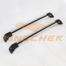 Fit for Volvo XC60 XC90 High Quality Aluminum Baggage Luggage Roof Rack Bar Rails