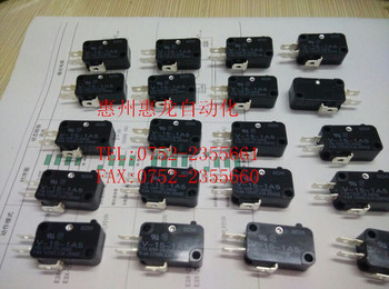 [ZOB] Supply new original authentic Omron omron micro switch V-15-1A5 factory outlets  --30PCS/LOT