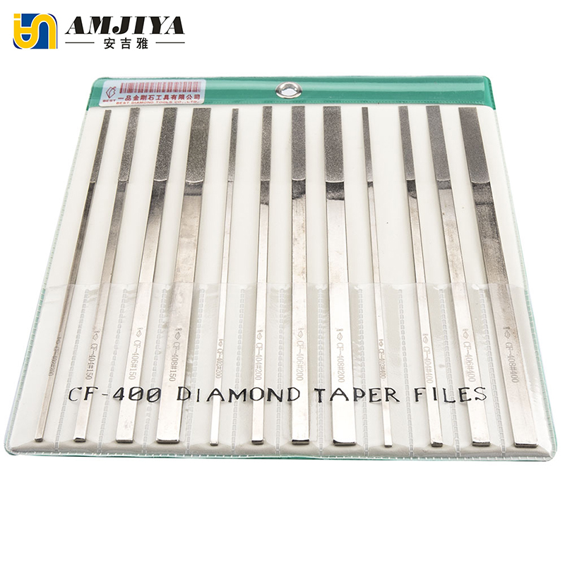 Diamond Hand Files Set For Mould Hard Alloy Precision Grinding