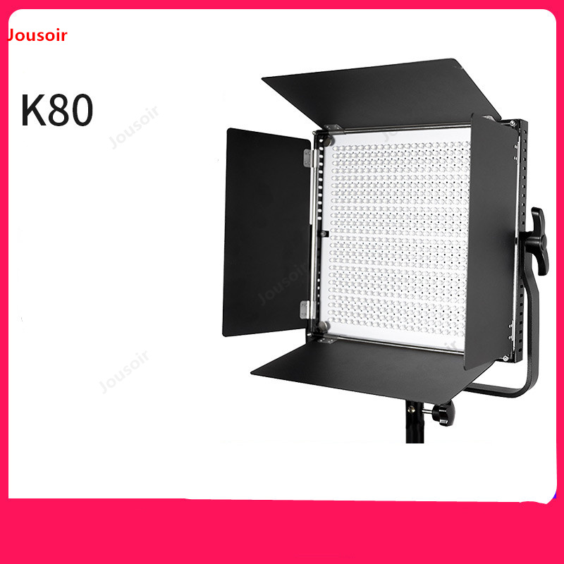 K80 LED photography Lighting Studio camera Lamp 40W professional film and television often bright lights CD50 T07K80 LED photography Lighting Studio camera Lamp 40W professional film and television often bright lights CD50 T07