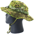 NEW EMERSON MILITAR Tactical Boonie Hat (PenCott GreenZone) Balde Chapéus Tampas de Pesca