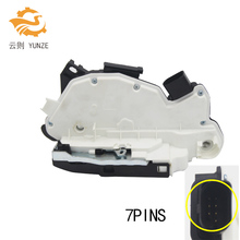 5N1 837 015A 5ND 837 015B FRONT LEFT DRIVER SIDE CENTRAL DOOR LOCK ACTUATOR FOR AUDI SKODA SEAT TIGUAN CC SCIROCCO AMAROK
