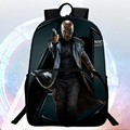 Nuevo estilo de $ number pulgadas de impresión bolsos de escuela los niños avengers hero nick fury estudiantes mochila bolsa niños mochilas niños mochila escolar