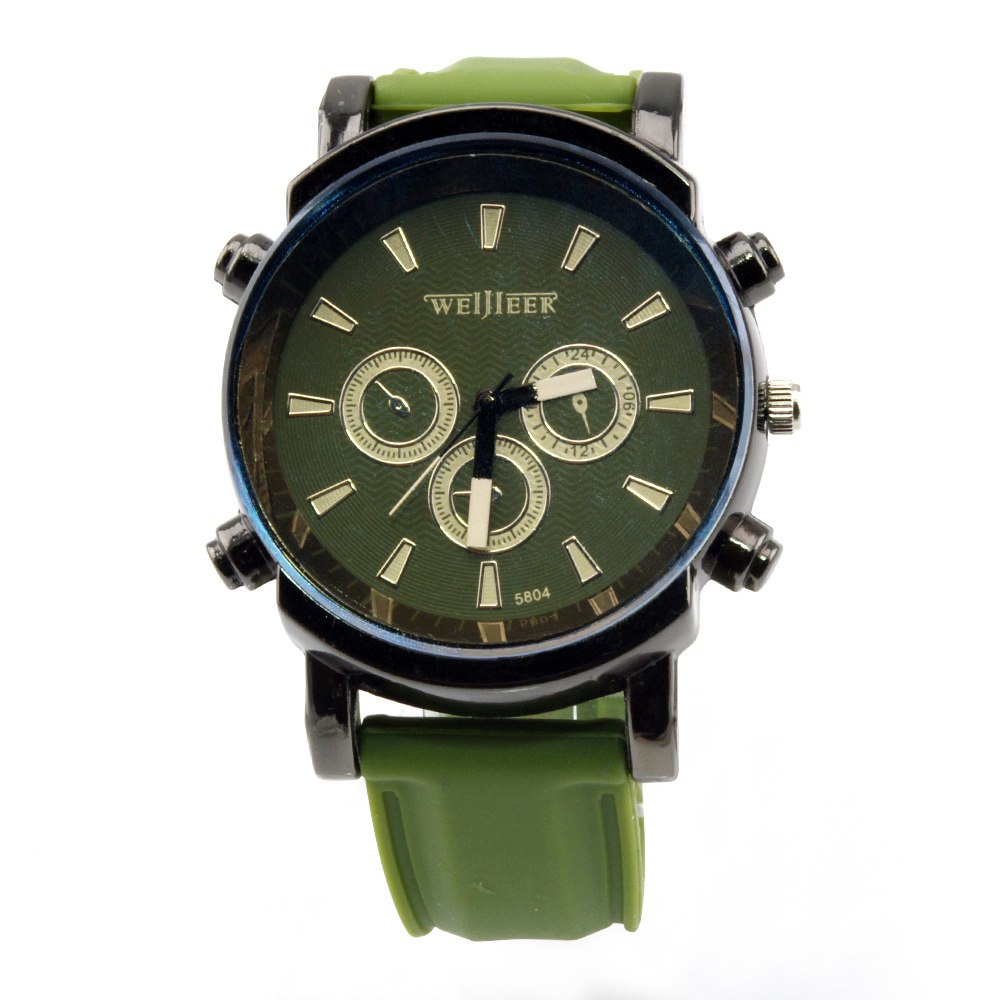 New Fashion Analog Sports Quartz Women Watch Vintage Style Distinctive Silicone Strap Wrist Watches For Lady Girl fast Shipping