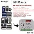 Liftmaster шамберлен 94335E 4335E Замена Двери Гаража Пульт дистанционного управления 433,92 МГц ресивер для изменяющегося кода
