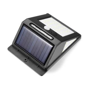 Image 5 - Bombilla Solar recargable con Sensor de movimiento para exteriores, decoración de jardín, luces nocturnas, resistente al agua, 20, 30LED
